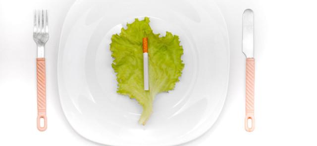 Chcesz rzucić palenie raz na zawsze? Zmień nawyki żywieniowe!