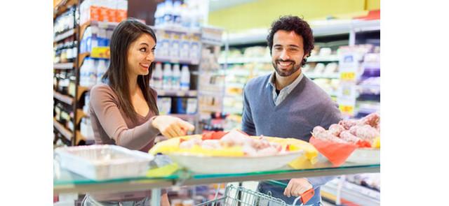 Zakupy spożywcze – prosta zależność