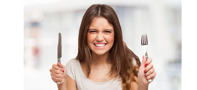 Niecodzienny sposób na poskromienie apetytu