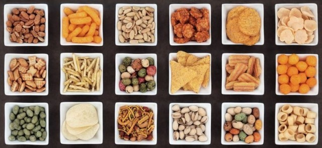 Snacks - what should we remember about?