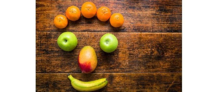 Fruits and vegetables improve mood