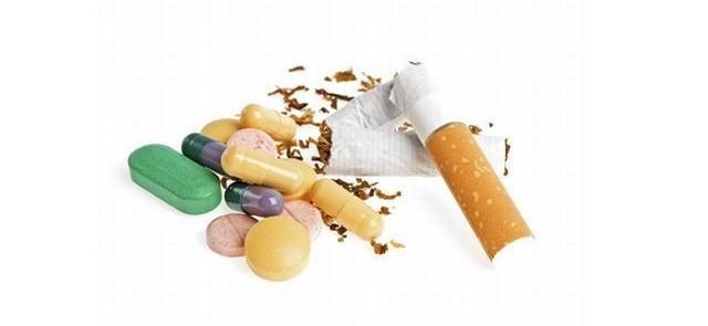 Kwasy omega 3 pomagają rzucić palenie