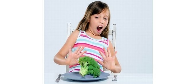 """I don't like to eat vegetables"" - how to solve such problem?"