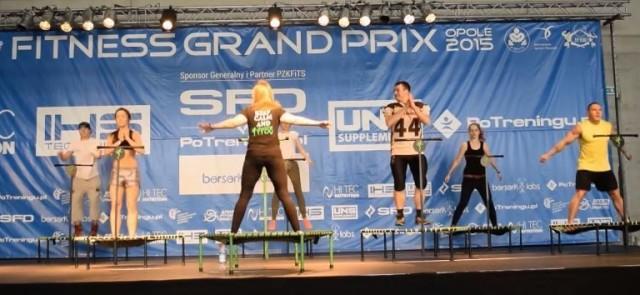 REBOUNDER – Trampolina treningowa, hit czy kit?
