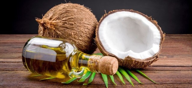 Coconut oil – You must have it