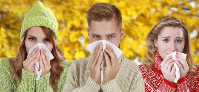Naturalne sposoby na walkę z przeziębieniem