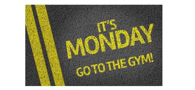 Poniedziałek – najzdrowszy dzień tygodnia