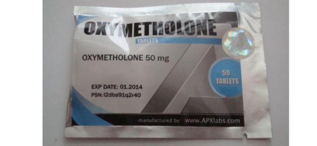 Oxymetholone – jeden z najpotężniejszych SAA w historii