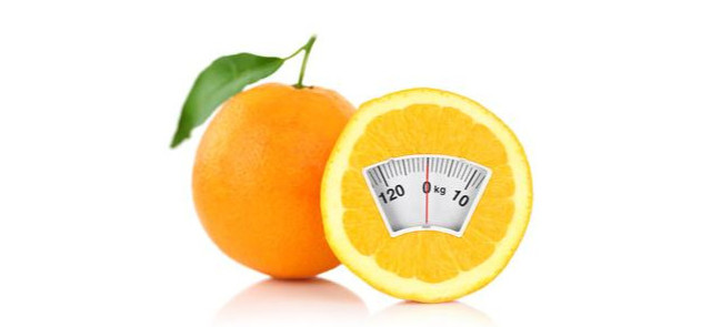 Citrus fruit support losing weight