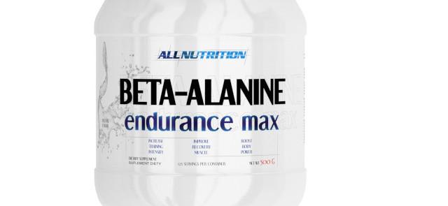 Beta-alanina - kompendium wiedzy - część I