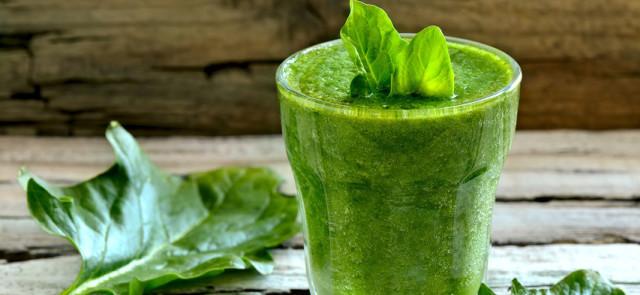 Zielone smoothie  dobre dla każdego?