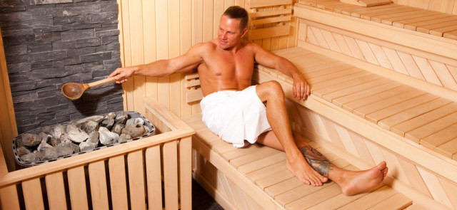 Sauna after workout?
