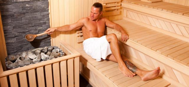 Sauna po treningu?