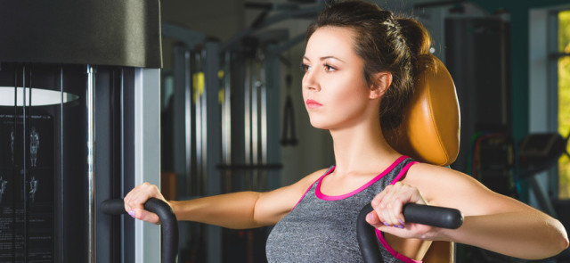 What mistakes do women make at the gym?