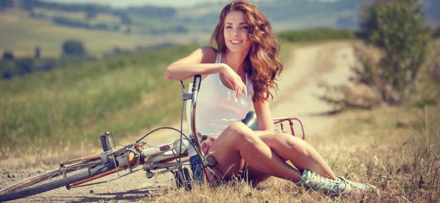 Wiosna, najlepszy czas na rower