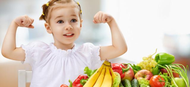 Wpływ  owoców i warzyw na organizm
