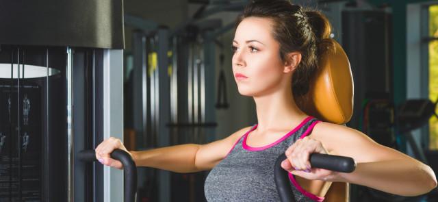 Budowanie mięśni u kobiet. Trening upper/lower