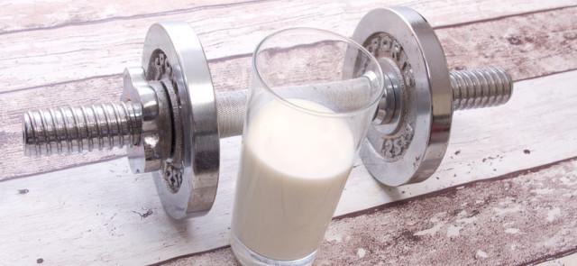 Czy po treningu można wypić mleko?