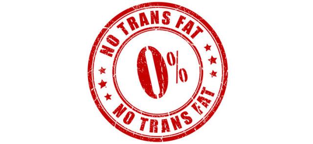 """Tłuszcze trans """"zbanowane"""" w USA"""