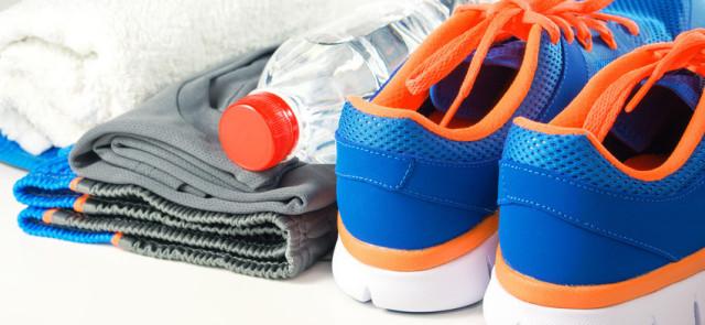 Jakie buty na siłownię?