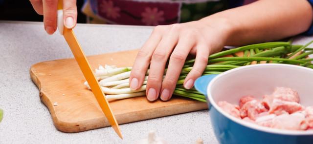 Zdrowe odżywianie od kuchni