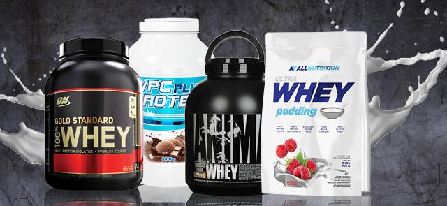 Jakie białko wybrać? Czyli proteinowy zawrót głowy!