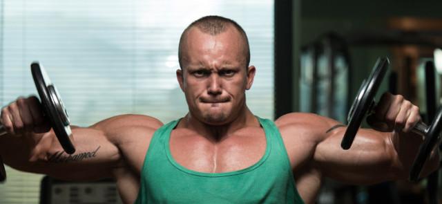 Trening na siłę – metoda ciężkoatletyczna