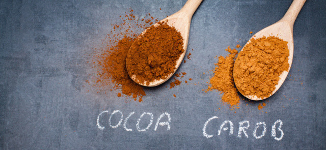 Kakao czy Karob?