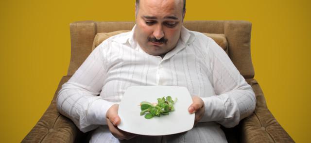 Wielkość talerza a odchudzanie