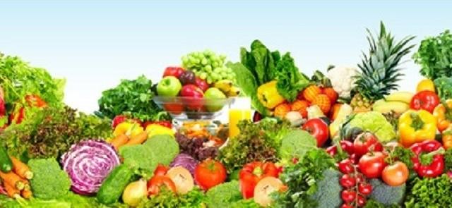 Ile można jeść warzyw i owoców?