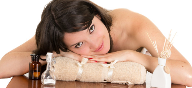 Olejki eteryczne - aromaterapia