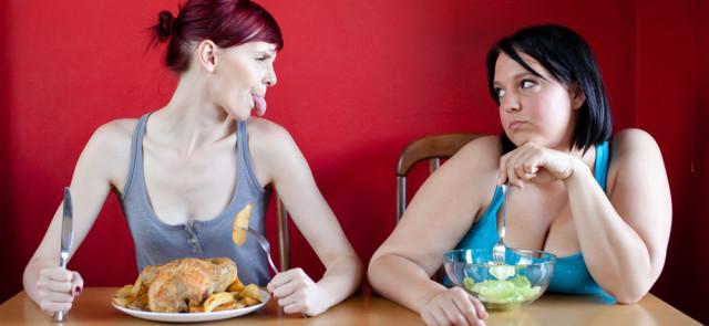 Czy otyłością można się zarazić?