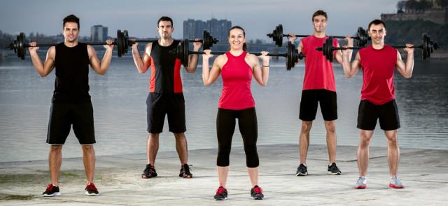 Pump – zajęcia fitness ze sztangami