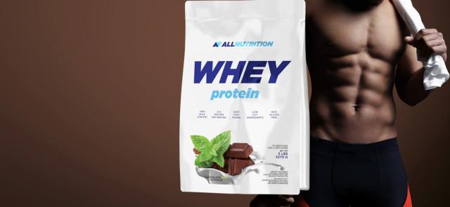 Pro-zdrowotne właściwości białka serwatkowego
