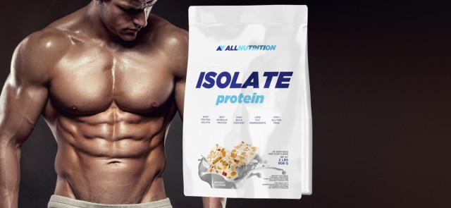 Dyskomfort po wypiciu odżywki białkowej