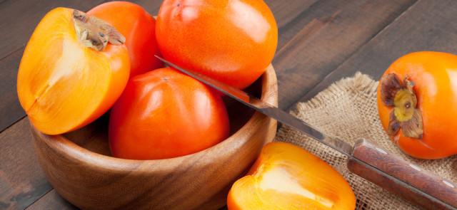 Persymona - warto wprowadzić do diety?