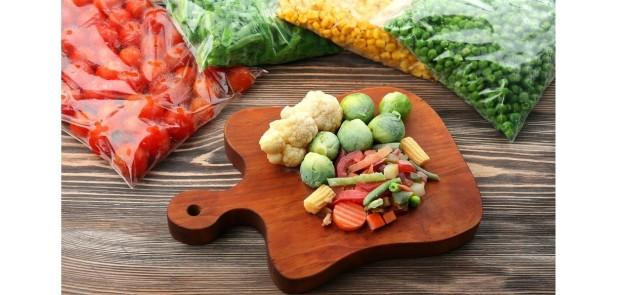 Wpływ mrożenia na warzywa