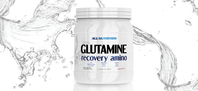 Nowe spojrzenie na glutaminę