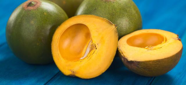 Lucuma - owoc alternatywą cukru
