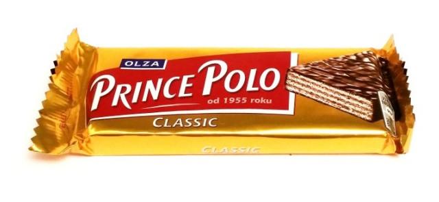 Prince polo - zajrzyjmy do środka najbardziej znanego wafelka