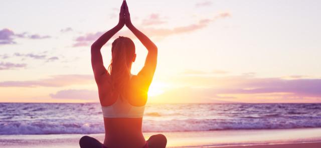 W czym może pomóc praktykowanie jogi?
