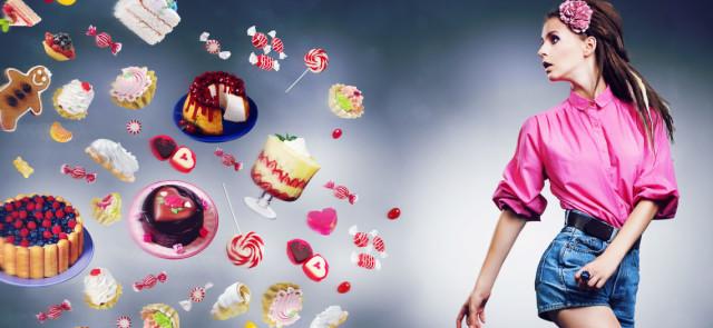 Cztery sposoby na zaspokojenie ochoty na słodkie