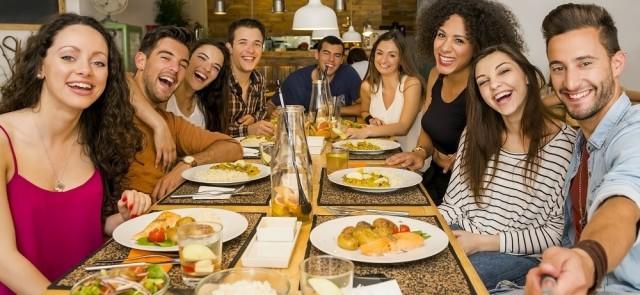 Dieta podczas spotkań towarzyskich?