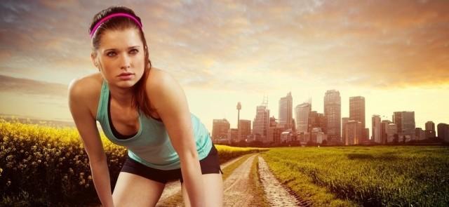 Bieganie i aktywność pomaga rzucić palenie.