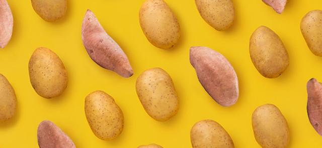 Ziemniaki czy bataty. Które są zdrowsze?