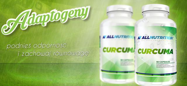 Kurkuma chroni przed przyrostem tkanki tłuszczowej