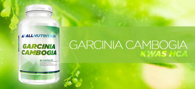HCA czyli  Garcinia Cambogia
