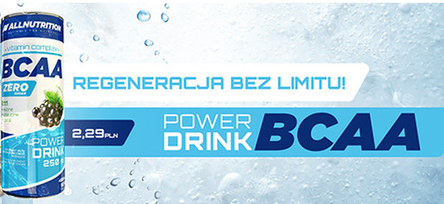 ALLNUTRITION BCAA DRINK
