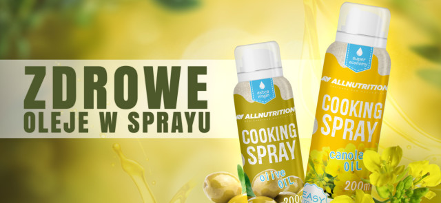 ALLNUTRITION - Cooking Spray