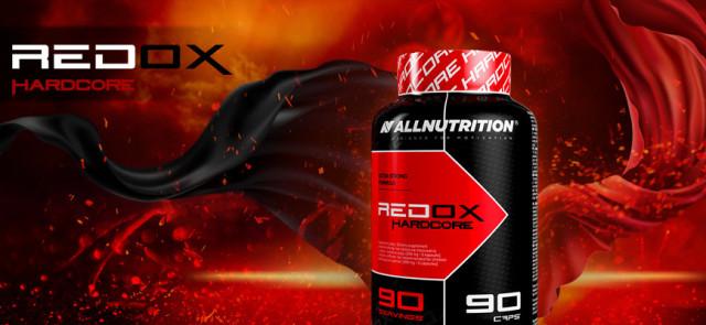 Redox Hardcore - Spalacz tłuszczu, termogenik dla wymagających